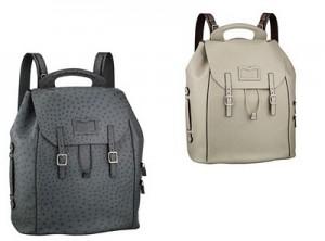 sac à dos en cuir ruckstar Louis Vuitton