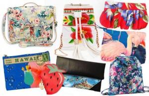 Les sacs à main tendances de l'été 2013 – Le style Hawaïen