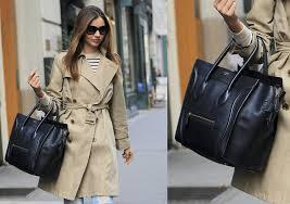 Le luggage de Céline